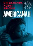 Cover for Americanah (lättläst version)