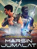 Cover for Marsin jumalat