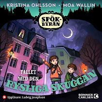 Cover for Spökbyrån. Fallet med den rysliga skuggan