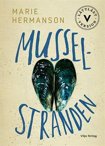 Cover for Musselstranden (lättläst version)