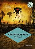 Cover for Världarnas krig (lättläst version)