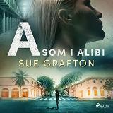 Cover for A som i alibi