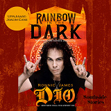 Cover for Rainbow in the dark: Historien om Ronnie James Dio