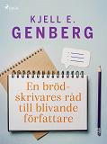 Cover for En brödskrivares råd till blivande författare