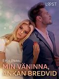 Cover for Min väninna, änkan bredvid - erotisk novell