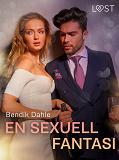 Cover for En sexuell fantasi - erotisk novell