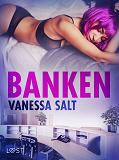 Cover for Banken - erotisk novell