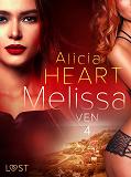 Cover for Melissa 4: Ven - erotisk novell