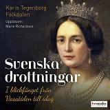 Cover for Svenska drottningar