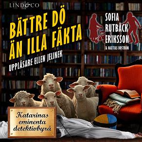 Cover for Bättre dö än illa fäkta