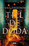 Cover for Till de döda