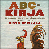 Cover for ABC-kirja