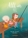 Cover for Anna-Klara och Herman 3 – Allt är fel
