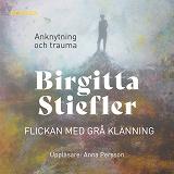 Cover for Flickan med grå klänning
