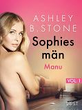Cover for Sophies män vol.1  Manu - erotisk novell