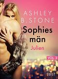 Cover for Sophies män vol.2  Julien - erotisk novell