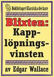 Cover for Blixten: Kapplöpningsvinsten. Text från 1931 kompletterad med fakta och ordlista