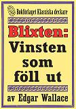 Cover for Blixten: Vinsten som föll ut. Text från 1931 kompletterad med fakta och ordlista