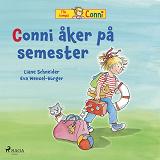 Cover for Conni åker på semester