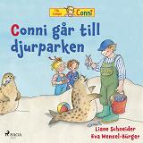 Cover for Conni går till djurparken