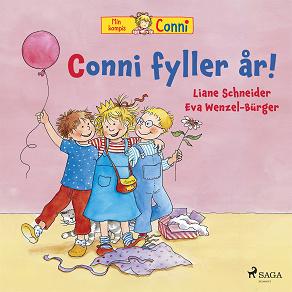 Cover for Conni fyller år!