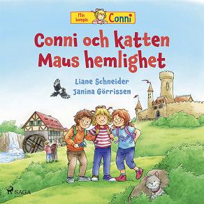 Cover for Conni och katten Maus hemlighet