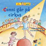 Cover for Conni går på cirkus