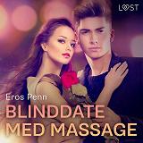 Cover for Blinddate med massage - erotisk novell