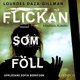 Cover for Flickan som föll