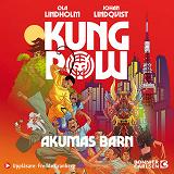 Cover for Kung Pow. Akumas barn