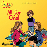 Cover for K for Kara 5 - All for One!