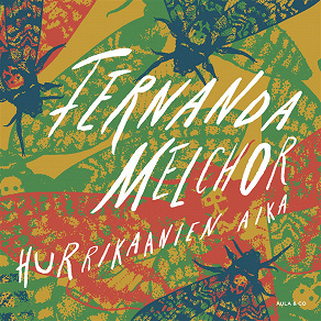 Cover for Hurrikaanien aika