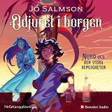 Cover for Odjuret i borgen: Nijko och den stora hemligheten