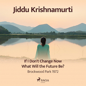 Cover for If I Don't Change Now What Will the Future Be? – Brockwood Park 1972