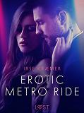 Cover for Erotic metro ride - erotic short story