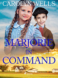 Cover for Marjorie in Command