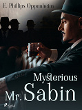 Cover for Mysterious Mr. Sabin