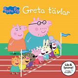 Cover for Greta tävlar (Läs & lyssna)