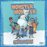 Cover for Monster Monster - Snöclownen