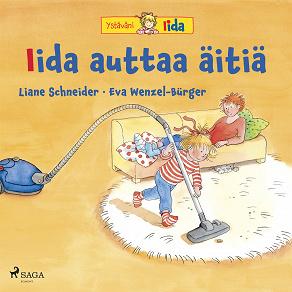 Cover for Iida auttaa äitiä