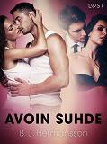 Cover for Avoin suhde - eroottinen novelli
