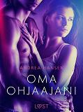 Cover for Oma ohjaajani - eroottinen novelli