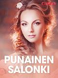Cover for Punainen salonki – erootinen novelli