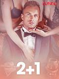 Cover for 2+1 – eroottinen novelli
