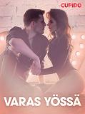 Cover for Varas yössä – eroottinen novelli