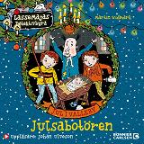 Cover for Jul i Valleby. Julsabotören