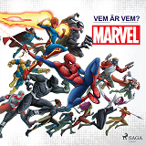 Cover for Marvel - Vem är vem?