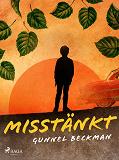 Cover for Misstänkt