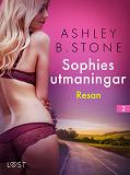 Cover for Sophies utmaningar 2: Resan - erotisk novell