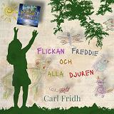 Cover for Flickan Freddie och alla djuren
